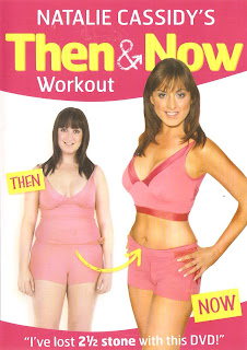 Natalie Cassidy's Then and Now Workout