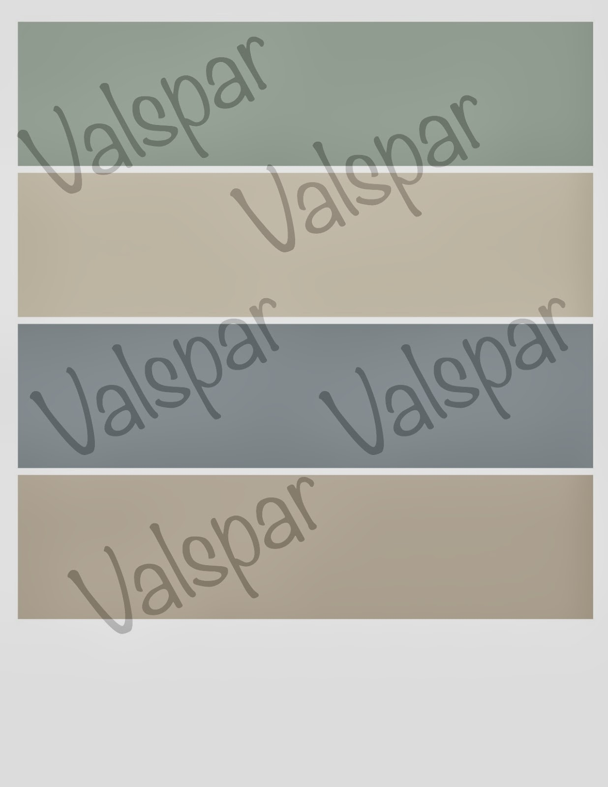 Valspar Paint Has Some Really Great Coastal Colors | A Color Specialist In  Charlotte