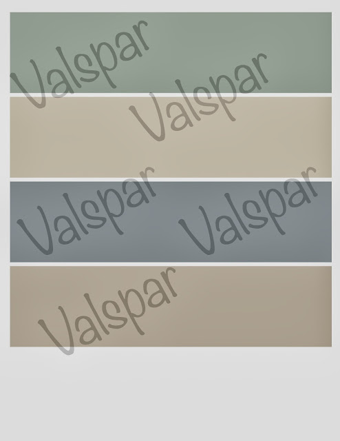 A Color Specialist in Charlotte: Valspar Paint Has Some Really Great Coastal Colors
