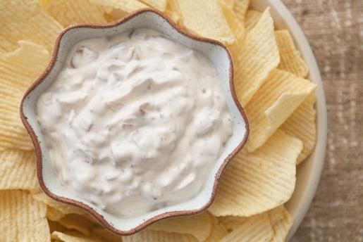 Molho de cebola caramelizada