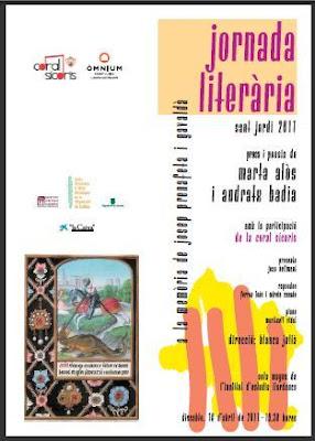 Jornaa Literària Sant Jordi 2011