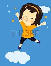 Be on cloud nine idiom