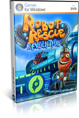 Robot Rescue Revolution Multilenguaje[Casual]   [1 Link] (Descargar Gratis)