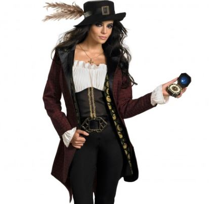 Jack Sparrow Halloween Costumes For girls