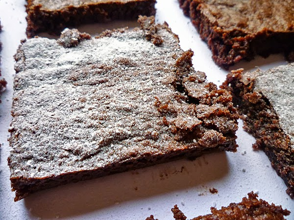 Traditional Brownie Recipe