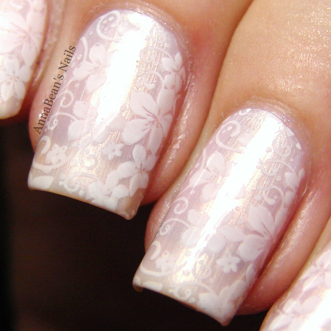 AnnaBean\'s Nails: A 2 Z: E is for Elegant
