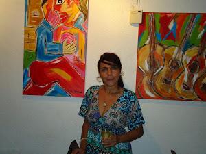Exposição individual - Restaurante Saluti Salvador - Ba -  2011