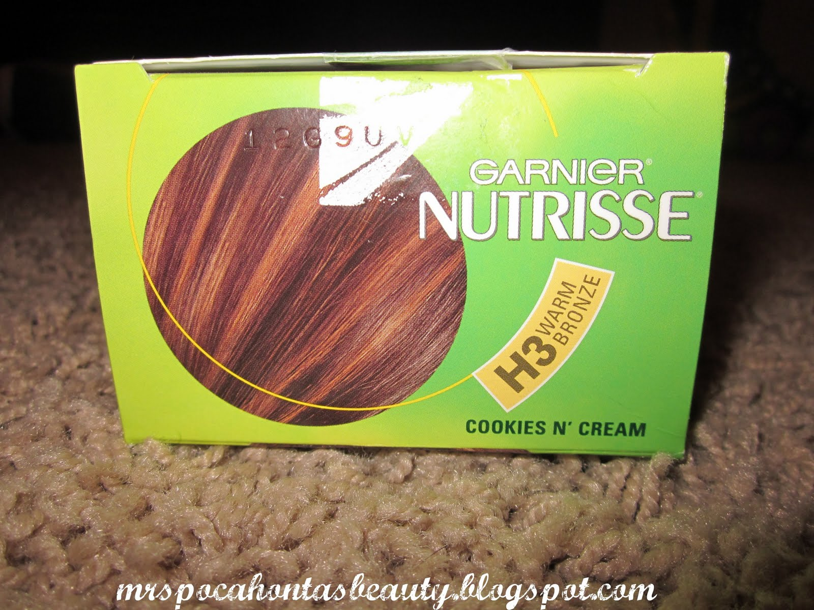 Mrs Pocahontas Beauty Blog Review Garnier Nutrisse Multi