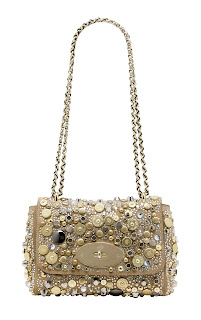 Mulberry's Limited Edition Jeweled Lily Bag Available in KL!