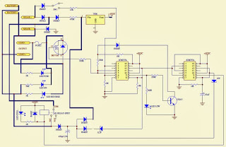 electrical generator using piezo electric effect from passingconstruct charging circuit using solar charger