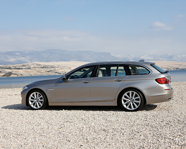 BMW 5 side image