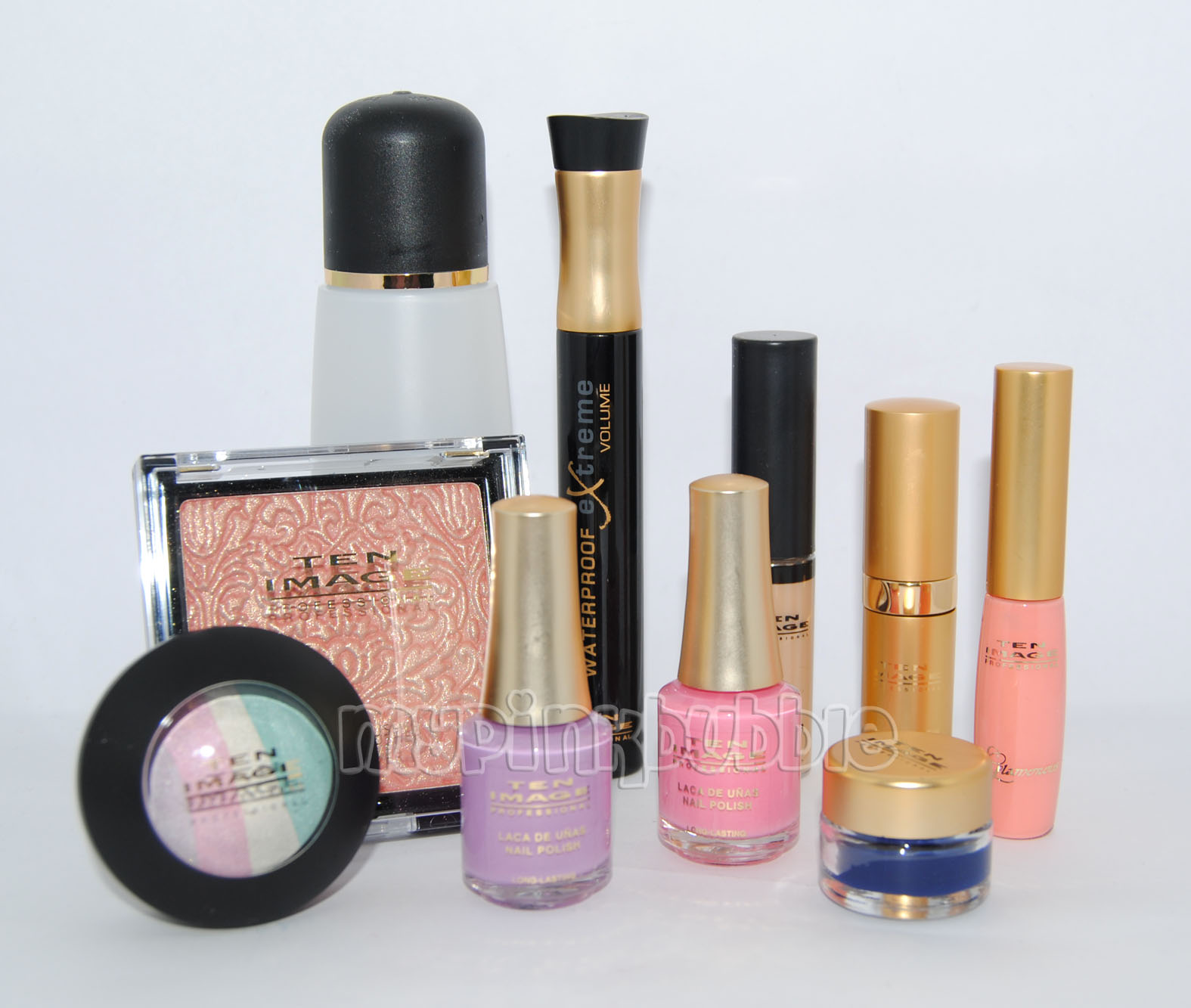 Ten image Vintage Beauty Club