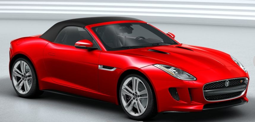 Jaguar Has A Brand New F Type Model Sport Car With Two Seater.The Sports Car  That Focused On Performance, Agility And Driver Involvement.