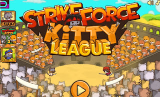 StrikeForce Kitty League awesome Action Games online free play