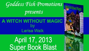A Witch Without Magic Tour Stop - April 17th