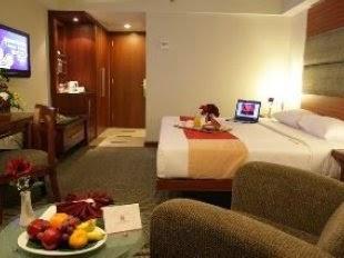 bedroom Pangeran Hotel Pekanbaru