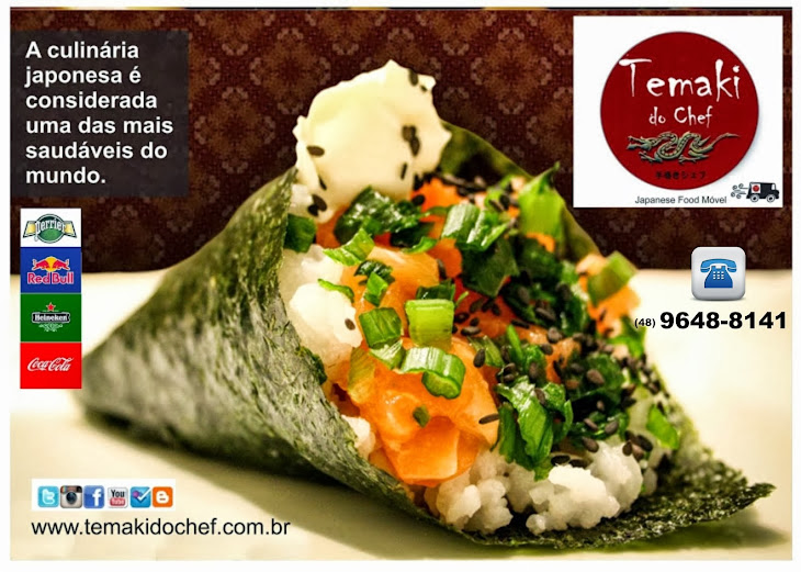Temaki do Chef