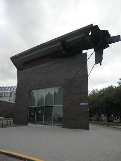 Istituto Olandese di Architettura Rotterdam