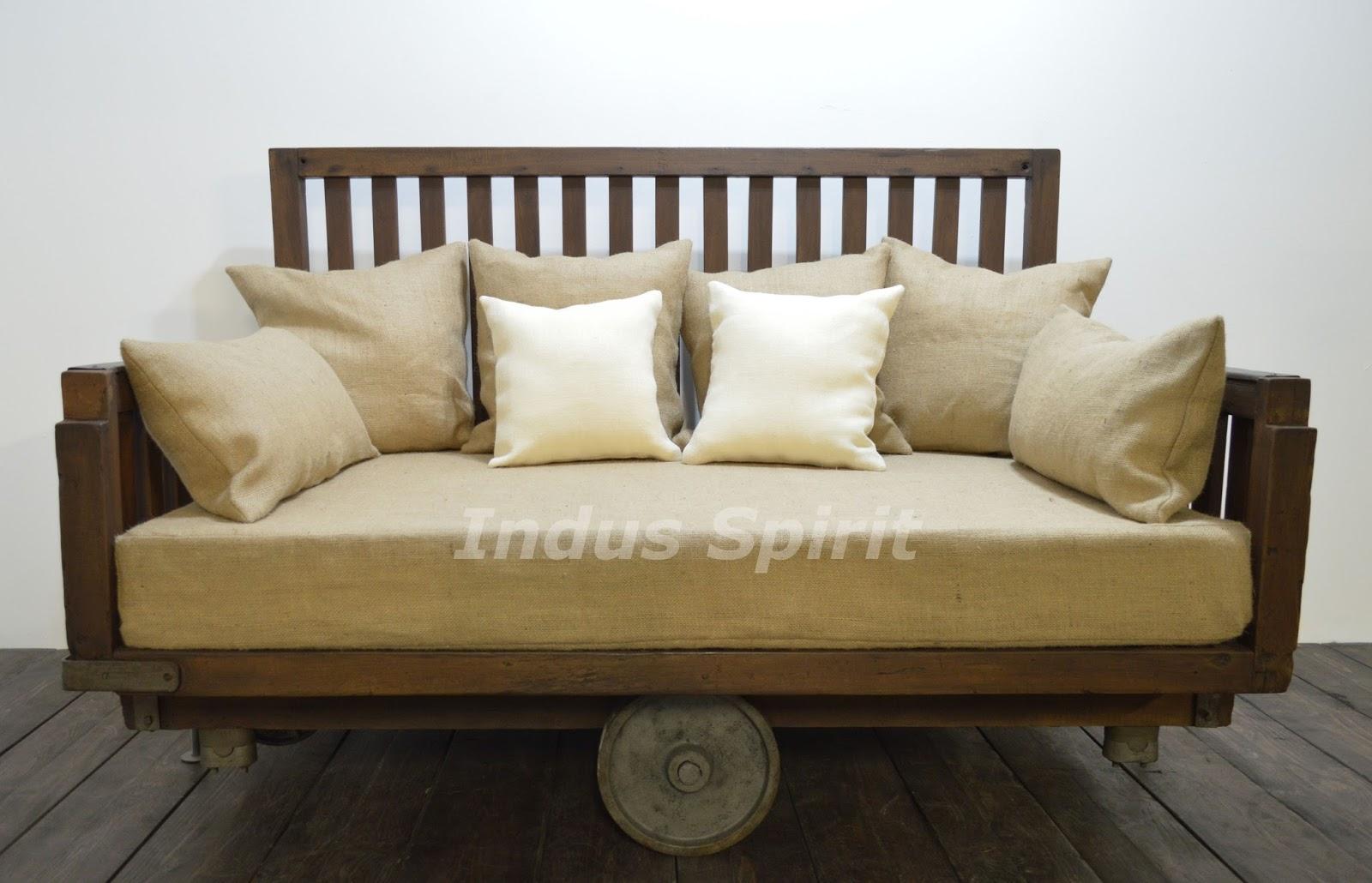 Canap design industriel - Decoration style industriel ...