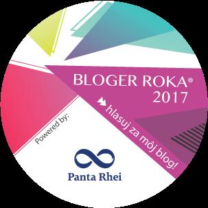 BLOGER ROKA 2017 - 1.miesto
