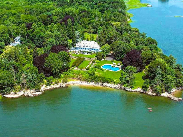 Copper Beech Farm Mansion-The most expensive home in America Greenwich