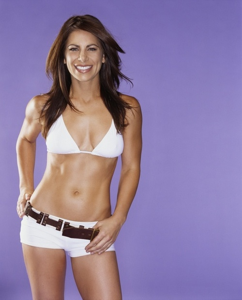 jillian michaels old pictures fat
