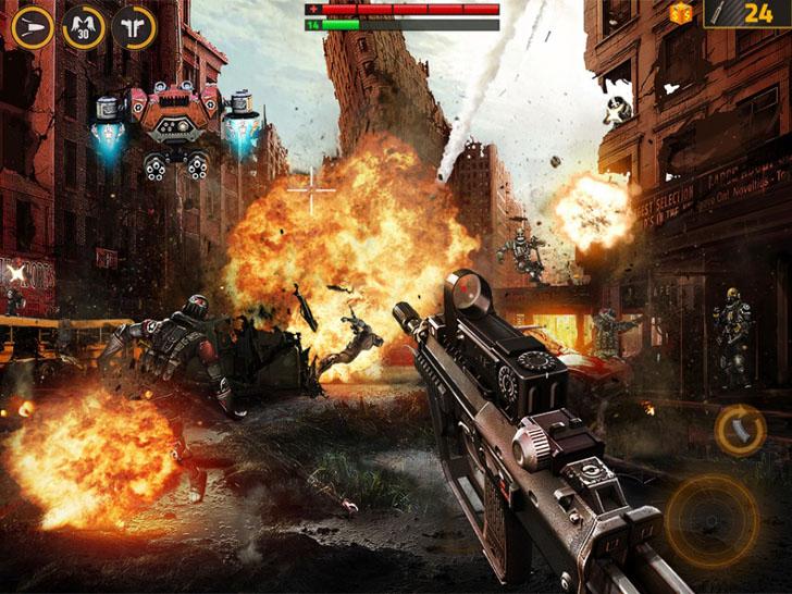 Overkill 2 Free App Game By Craneballs Studios LLC
