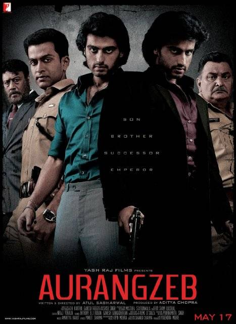 Aurangzeb (2013) DVDScr Full Movie Download