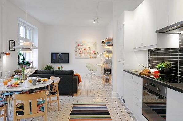 Mariangel coghlan espacios peque os for Aprovechar espacios pequenos