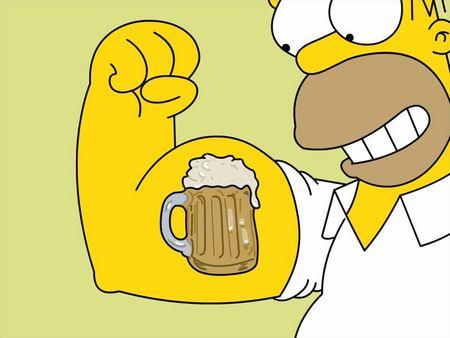 Las mejores imágenes de Homer Simpson