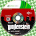 Label Wolfenstein: The New Order - Xbox 360