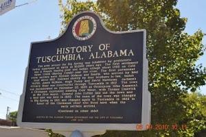 History of Tuscumbia