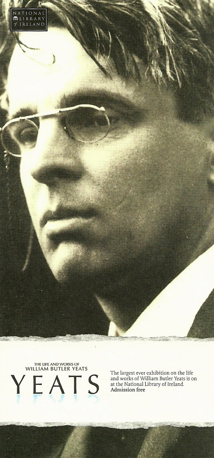 the life and works of william butler yeats William butler yeats, avelon 782 likes 7 talking about this william blake art artist plato: musician and advocate bob geldof examines the life and work of one of the 20th century's greatest poets.