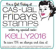 CAS-ual Fridays Design Team and Promo Code for 15% off: KELLY2016