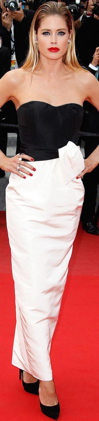 Doutzen Kroes Cannes Film Festival