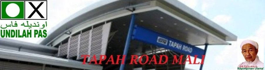 TAPAH ROAD MALI