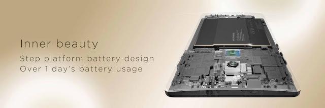 Huawei Mate S resmi dirilis, dibekali fitur pressure-sensitive screen dan body full logam