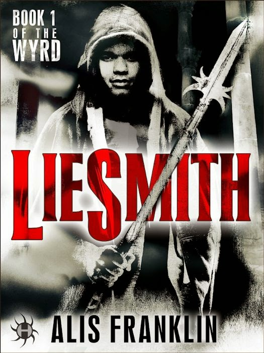 Interview with Alis Franklin, author of Liesmith - October 11, 2014