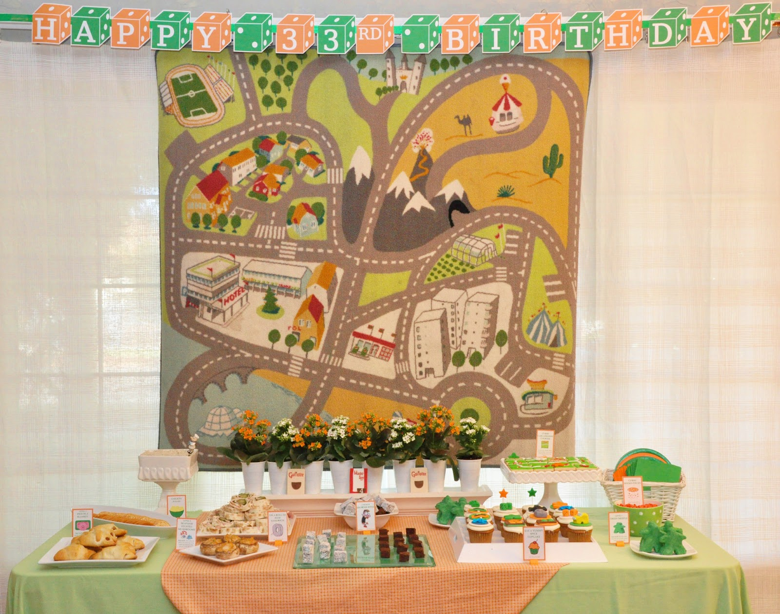 enchanted events design event recap board game birthday