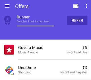 Grappr free recharge App