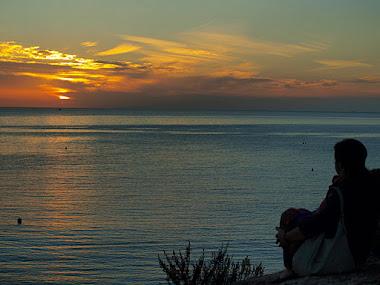 Al lado del Mediterráneo...