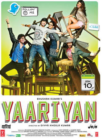 Yaariyan 2014 Watch Online