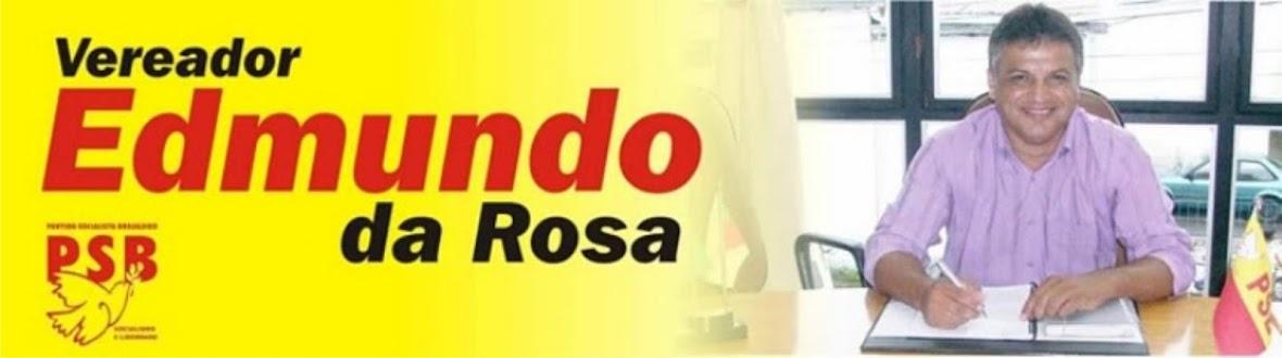 Vereador Edmundo da Rosa