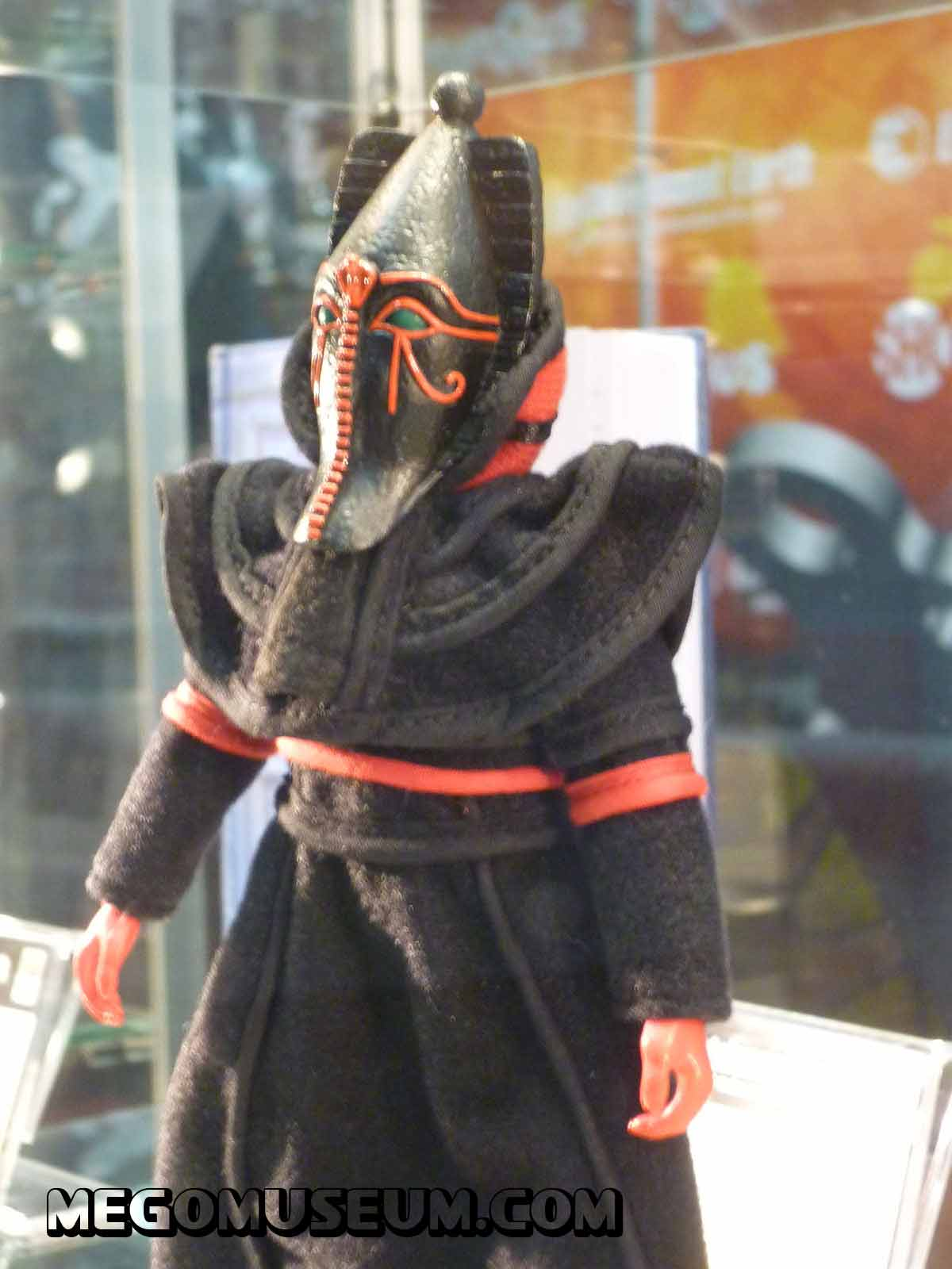 Mego sutekh from Doctor Who
