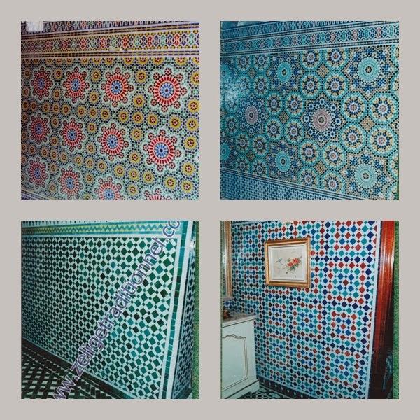 D co carrelage salle de bain pas cher au maroc 21 of for Carrelage salle de bain maroc
