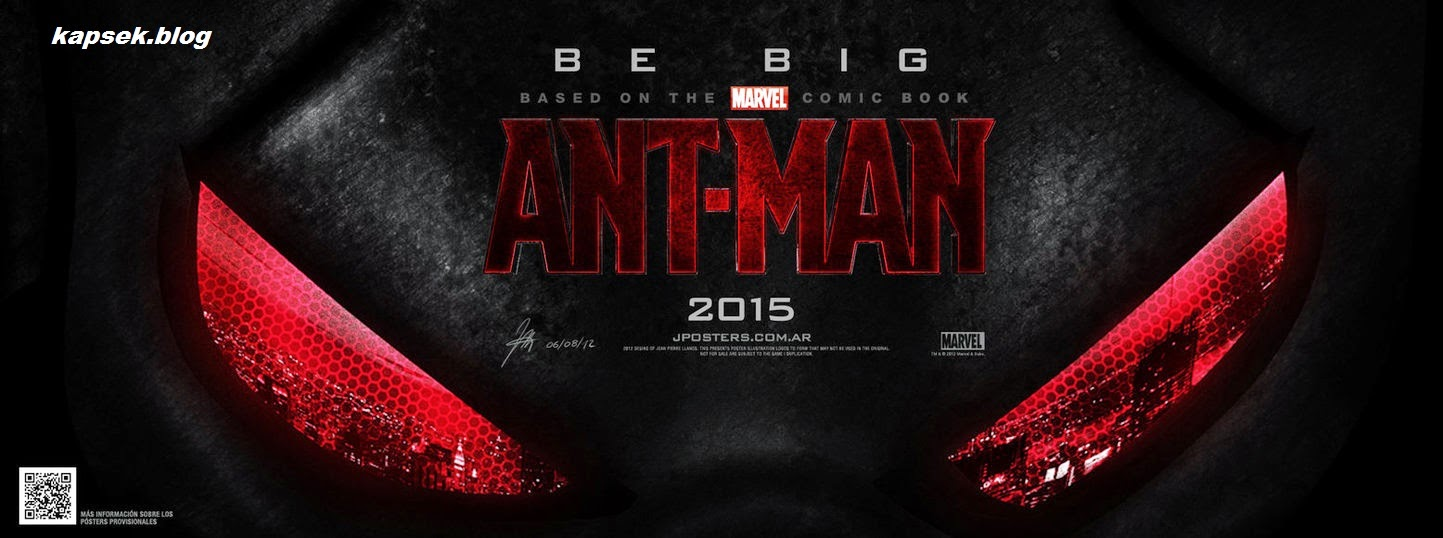Ant Man new upcoming movie in 2015 with HD wallpaper
