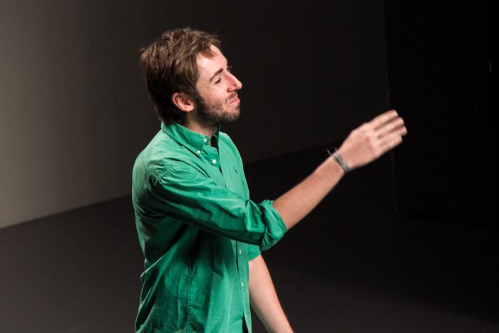 MBFWM Diseñador Daniel RABANEDA