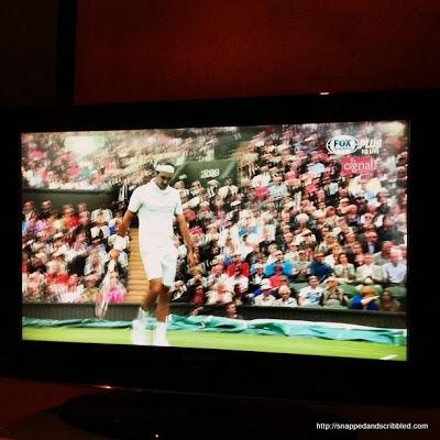 The Championships. Wimbledon. Federer