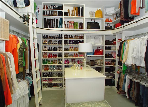 Large Closet beautiful abodes: the closet