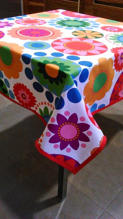 DIY para el hogar: Elige la tela que más te guste y elabora tu propio mantel